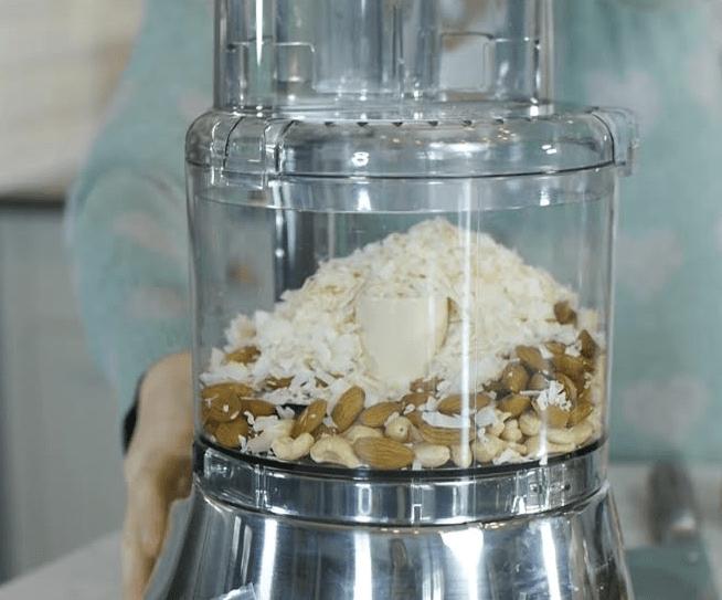 homemade Larabar recipe