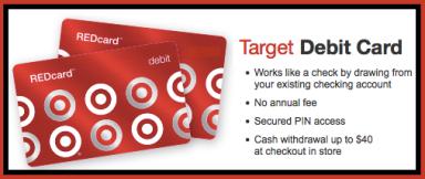 Target REDcardholders