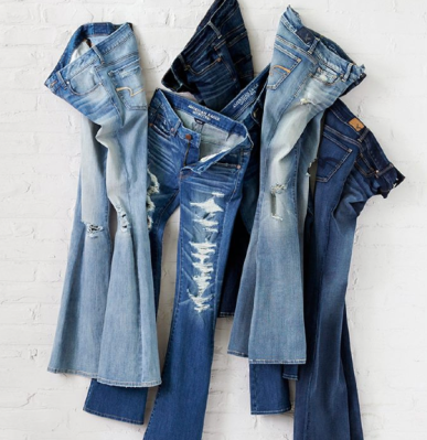 724a306c5097c American Eagle Outfitters: Free Shipping on Jeans, Buy 1 Get 1 50 ...