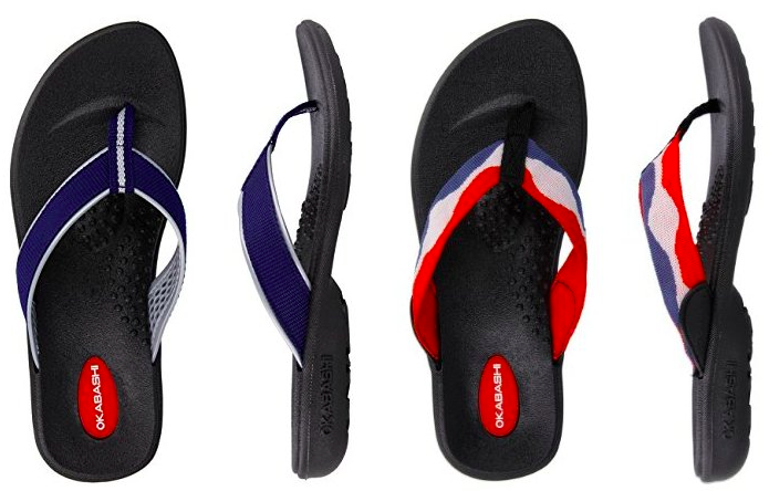 5930c3e9f410 Okabashi  Buy 1 Get 1 75% Off + FREE Shipping   Sandals as Low as ONLY   8.12 Shipped (Reg.  19.99) - Hip2Save