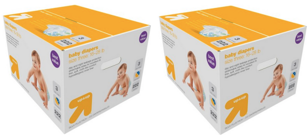 *HOT* Target Up & Up Diapers As Low As 9¢ Each Shipped ...