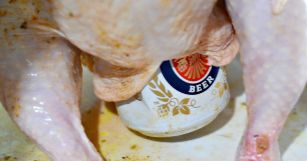 beer can recipe with chicken