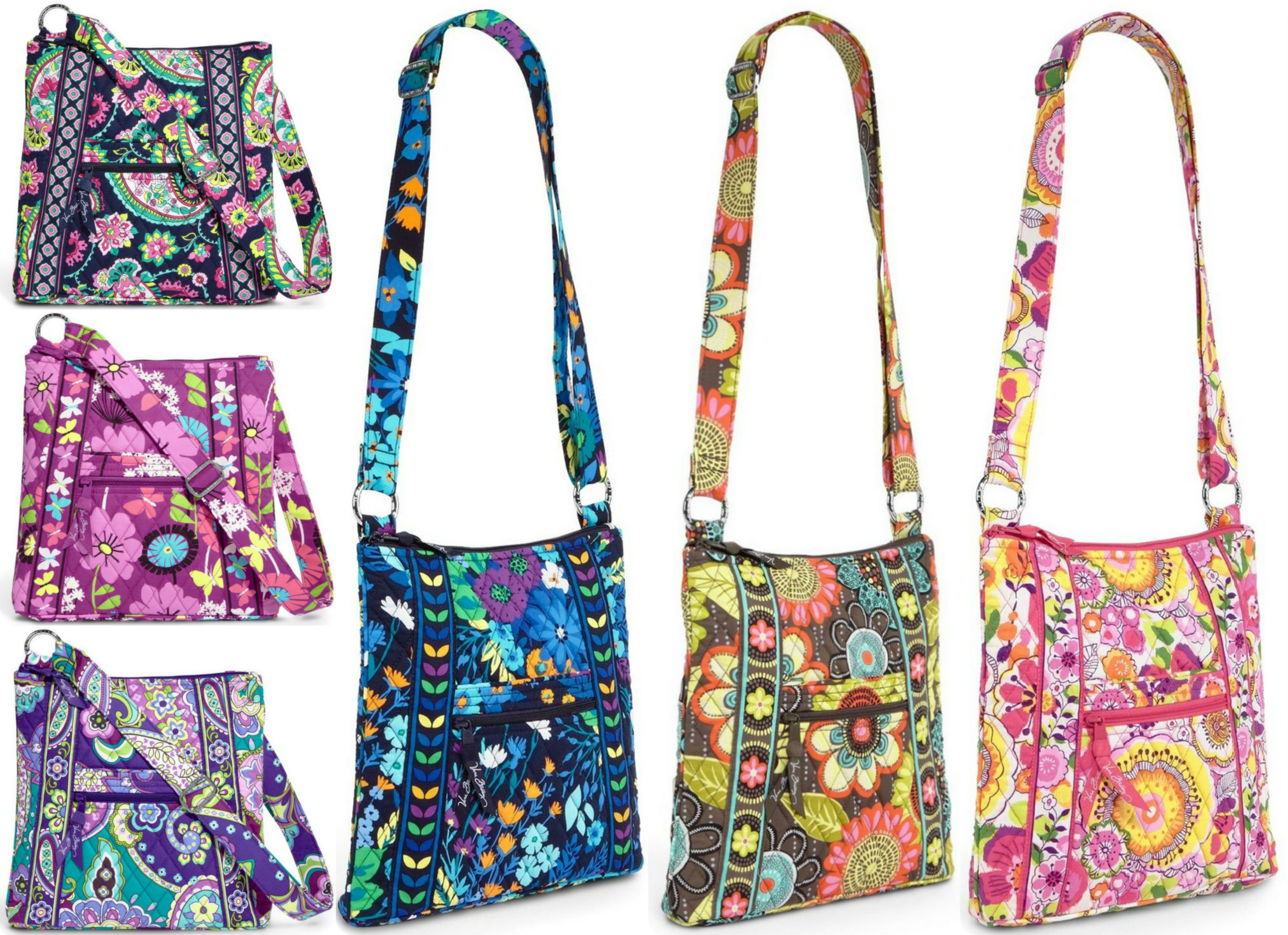 ebc79567ed Vera Bradley Hipster Crossbody Purse ONLY  19.99 Shipped (Reg.  60) –  Available in 15 Different Styles