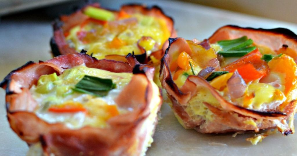 ham and egg cups recipe h2s