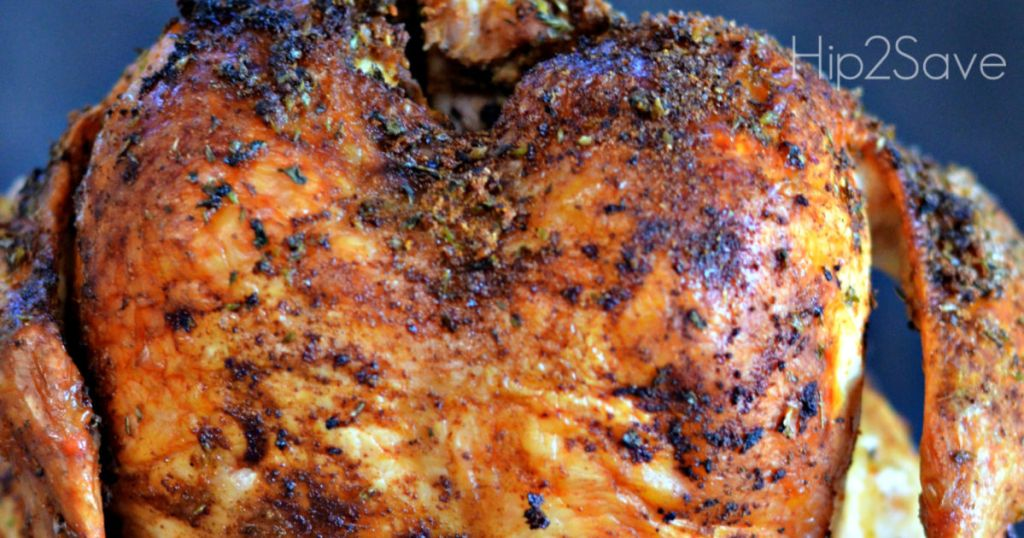 roasted beer can chicken recipe