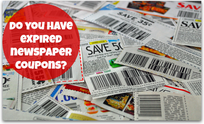 How the Military Can Benefit From Your Old Coupons