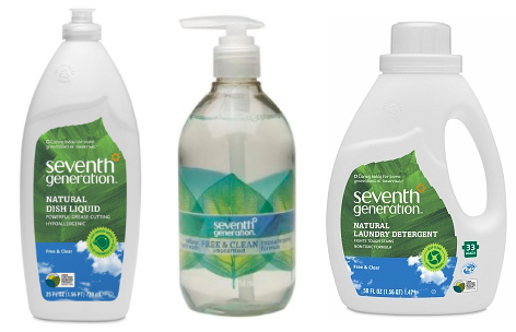 graphic about Seventh Generation Printable Coupon named $4 inside of *Fresh new* 7th Creation Printable Discount coupons \u003d Dish Cleaning soap