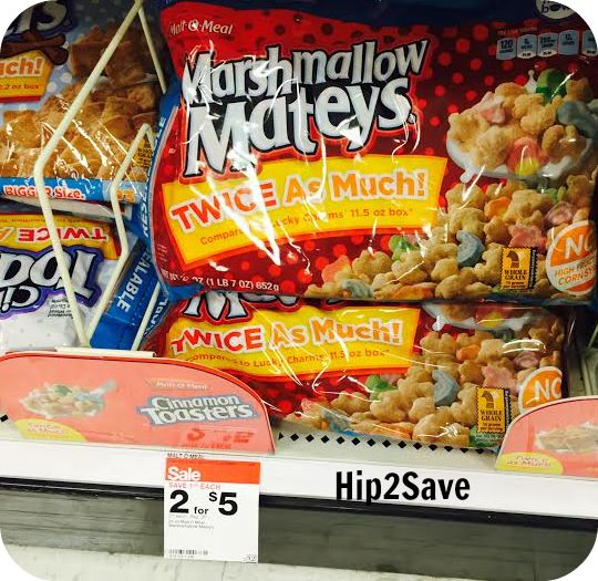 Malt-O-Meal Cereal Coupons *RESET* = Large Bags Of Cereal