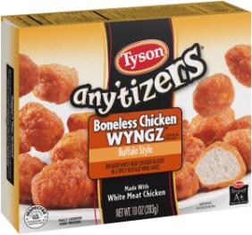 Tyson chicken