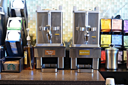 Coffee Refills 50 cents any size