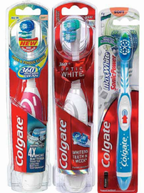 Colgate Battery Operated Toothbrush CVS