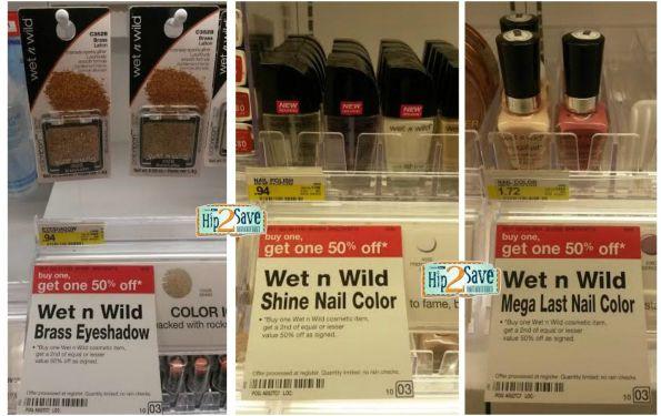 Target Wet n Wild
