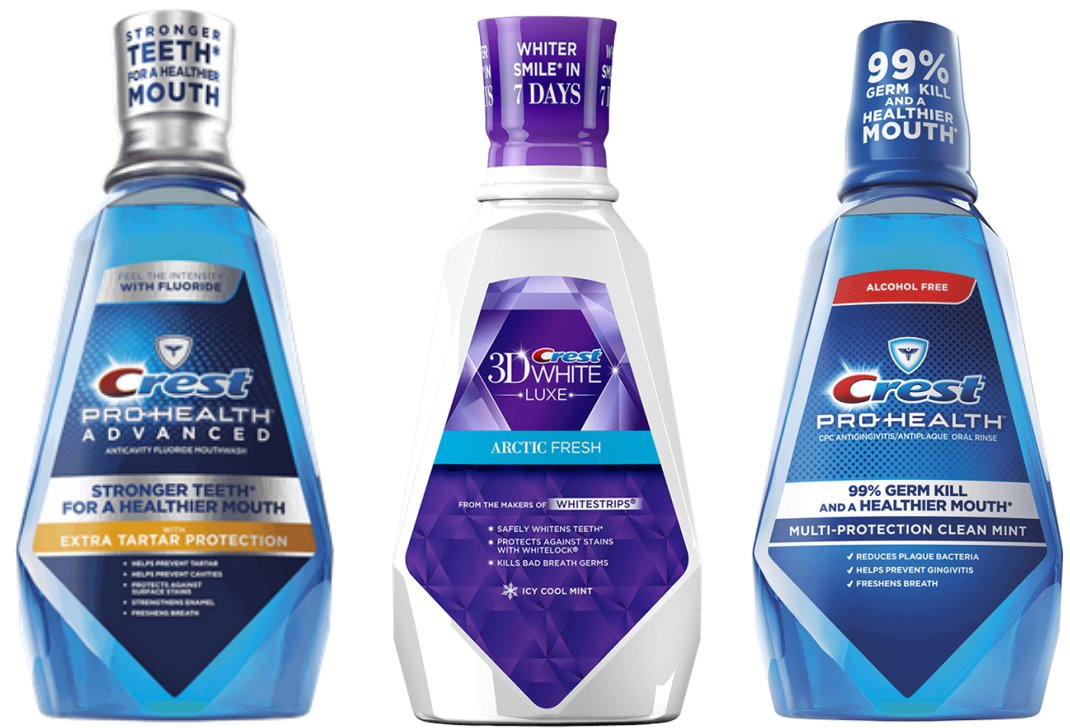 mouthwash coupons