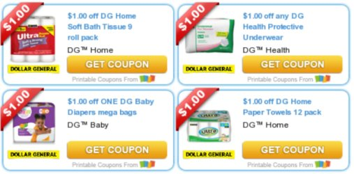 4 New Dollar General Store Coupons Hip2save