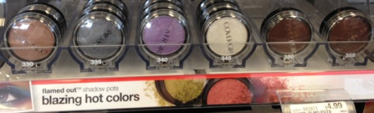 Covergirl Flamed Out Shadow CVS