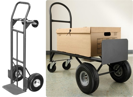 Highly Rated Hand Truck