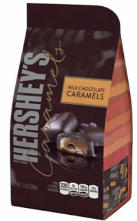 Hershey's Caramels CVS