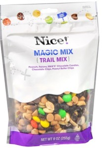 nice trail mix 9 oz