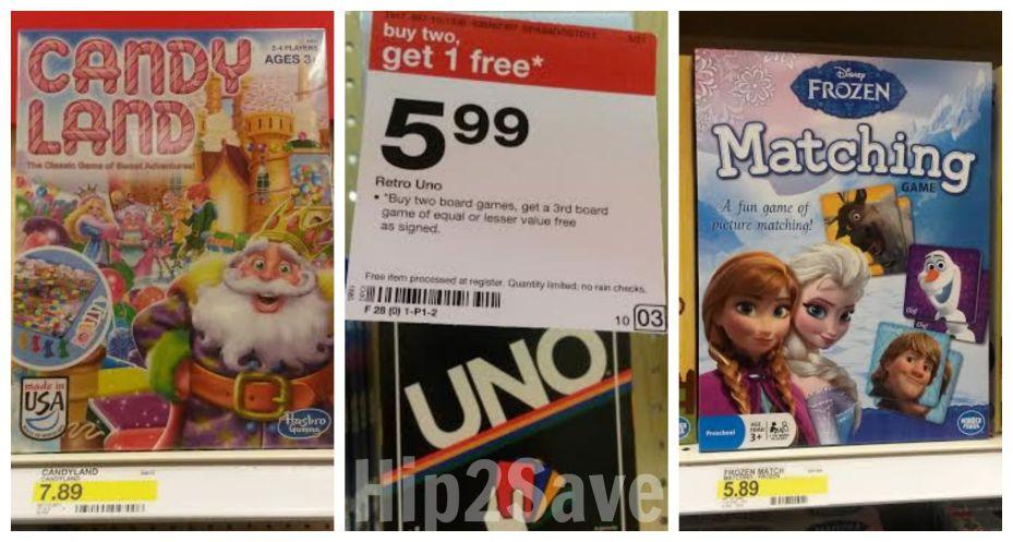 Target Game Deals
