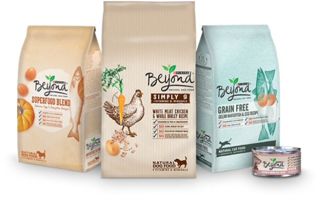 High Value 51 Purina Beyond Brand Dry Pet Food Coupon Valid On