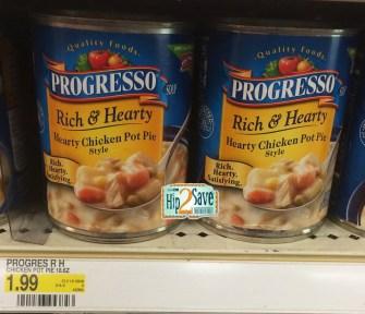 Target Progresso Soup