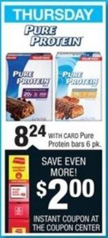 Pure Protein CVS