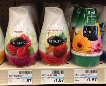 Renuzit air freshener CVS
