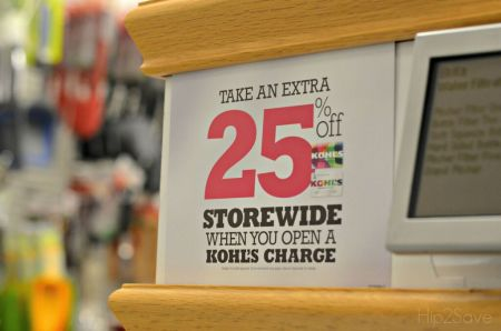 Kohl's Charge Card