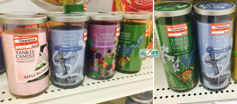 Yankee Candle Target Clearance