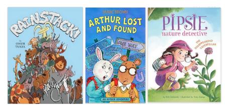 Amazon Kindle Kid's books