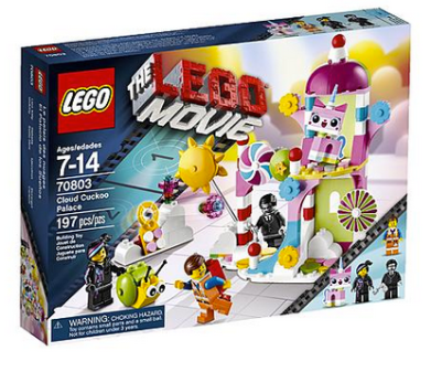 Kmart Com Lego The Lego Movie Cloud Cuckoo Palace Set Only 15 99 Regularly 21 99 Hip2save