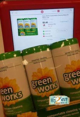 Target Green Works