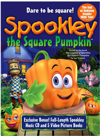 Spookley DVD and CD set