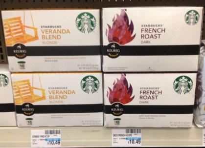 Starbucks K-Cup CVS