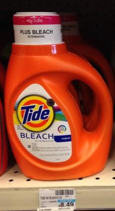 Tide Detergent CVS