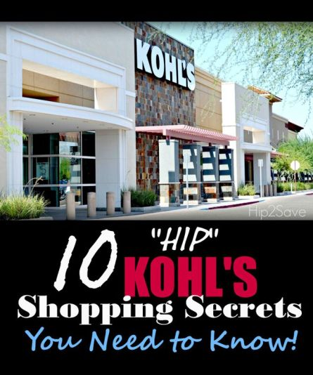 fa5d4651199 10 Kohl s Shopping Secrets You Need to Know - Hip2Save