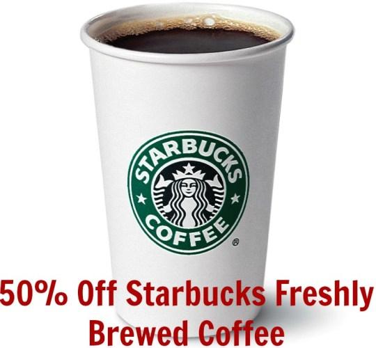 Starbucks Cartwheel