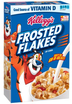kellogg's frosted flakes