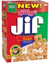 kellogg's jif cereal