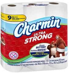 Charmin 9 roll
