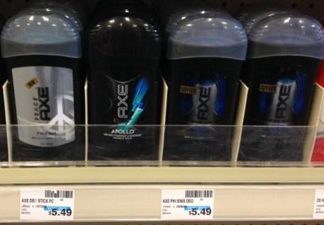 Axe Deodorant CVS