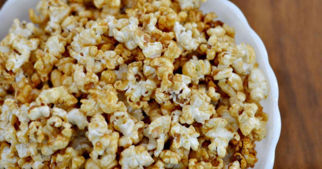 Diy Caramel Corn Microwave Recipe