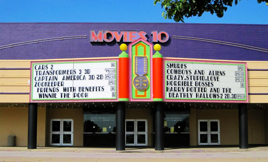 Dollar Theaters