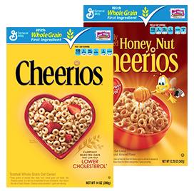 Cheerios CVS