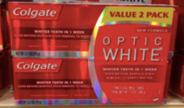 Colgate Optic 2pack