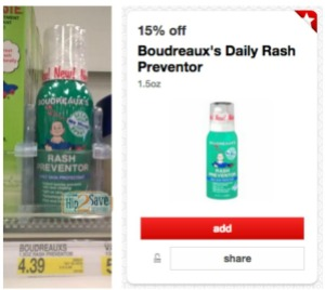 Boudreaux's Rash Preventor