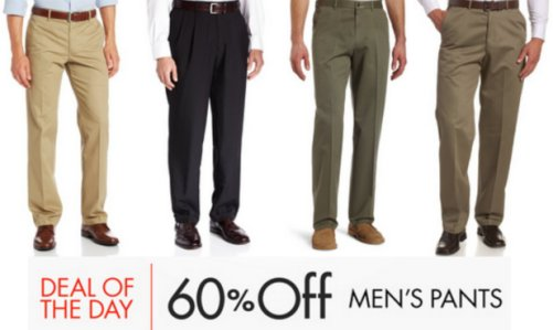 e841923ac78 Amazon: 60% Off Men's Pants AND 40% off Ariat Boots for Men, Women ...