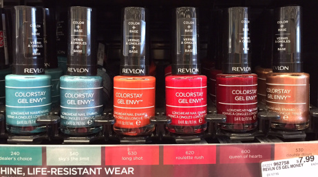 CoverGirl Gel Envy CVS