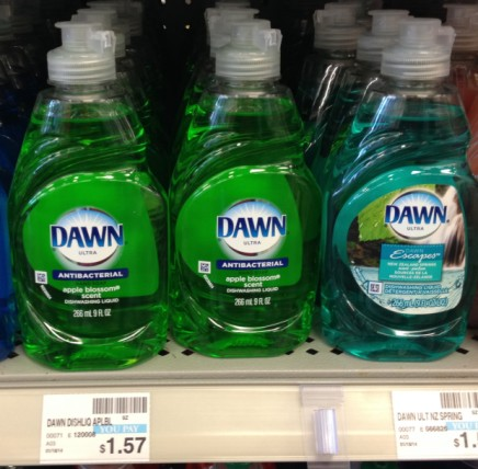Dawn Dish Soap CVS