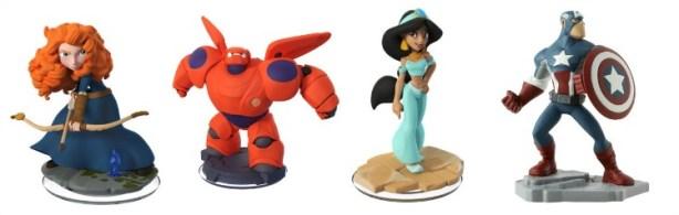 Disney Infinity 2.0 Edition Figures